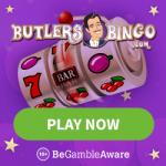 Deposit 5 - Butlers Bingo