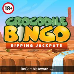 Deposit 5 – Crocodile Bingo Review