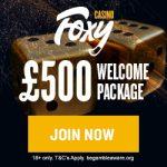 Low Wagering Casinos - Foxy Casino