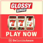 Low Wagering Bingo site - Glossy