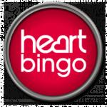 Low Wagering - Heart Bingo