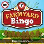 Deposit 5 bingo - Farmyard Bingo