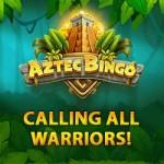 Low Wagering Bingo Site - Aztec bingo