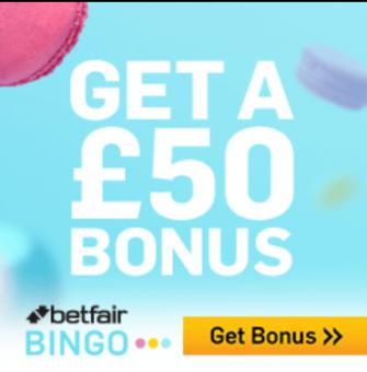 Deposit 5 Bingo – Betfair Bingo Review