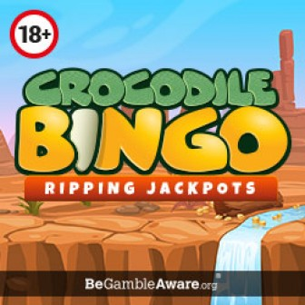 Deposit 5 – Crocodile Bingo Review