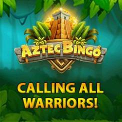 Aztec Bingo – New Low Wagering Site
