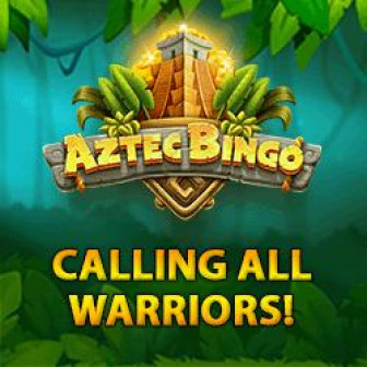 Aztec Bingo – New Low Wagering Site