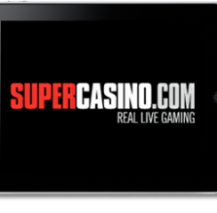 Super Casino – Payout Percentage 96%